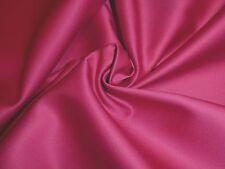 Ravishing Raspberry Cotton Sateen!! From David's Bridal!!