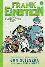 Frank Einstein and the EvoBlaster Belt (UK edition): Book Four by Jon Scieszka (Paperback, 2016)
