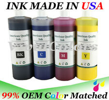 4-Color Universal Bulk Refill Ink bottle HP Canon Brother Lexmark Dell and more