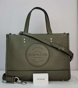Coach Leather Carryall Dempsey C2004. NWT $378