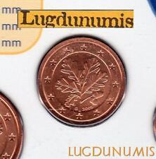 Allemagne 2005 2 centimes G Karlsruhe BU FDC provenant coffret 85000 exemplaires
