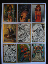Witchblade 1990s Non-Sport Trading Cards & Accessories