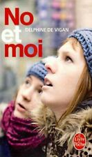 No Et Moi/ No and I, Paperback by De Vigan, Delphine, Like New Used, Free P&P...