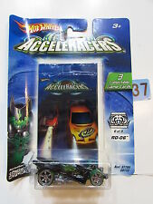 2004 HOT WHEELS ACCELERACERS RD -06  #6/9  3 COLLECTIBLE GAME CARDS