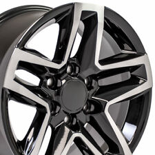 "18"" Wheels for Chevy Avalanche Silverado 1500 Tahoe GMC Yukon Savana Rims Set 4"