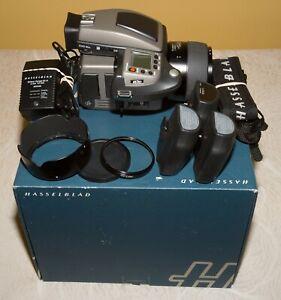 Hasselblad HD3 39MP f2.8/80mm HVD90x 2x Battery 1x Battery Holder Wildi MINT etc