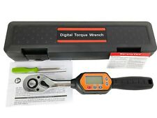 Digital Wrench Torque Wrench Meter Torque Spanner 38 Inches 60nm4425ftlb