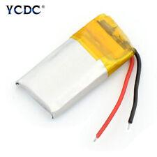 3.7V 70mAh Li-Po Battery 401120 For Bluetooth Speaker Headset Selfie Stick F816