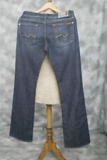 7 For All MANKIND Original BOOTCUT JEANS Size 29  BNWT