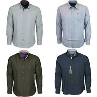 Only /& Sons Men/'s Wistful Mauve Long sleeve Formal Shirt