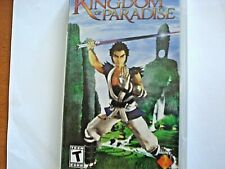 Kingdom of Paradise (Sony PSP, 2005) Factory Sealed & Never Opened