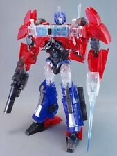 Japan Transformers Prime First Edition OPTIMUS PRIME Clear Ver. Limited Edition
