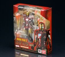 Bandai Hot S.H.FIGUARTS IRON MAN Ironman 2 MARK 6 VI Toys SH SHF FIGURE