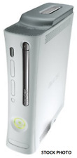 Xbox 360 Pro Premium White 20 GB HDD HDMI Replacement Console Only