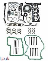 LAND ROVER DEFENDER COMPLETE ENGINE REBUILD SET & HEAD GASKET SET 2.4 2006 ON