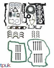 LAND ROVER DEFENDER COMPLETE ENGINE REBUILD SET & HEAD GASKET SET 2.4 2006 ON