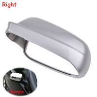 Silver Right Wing Door Side Mirror Cover Casing Shell Right Left For VW Golf MK4