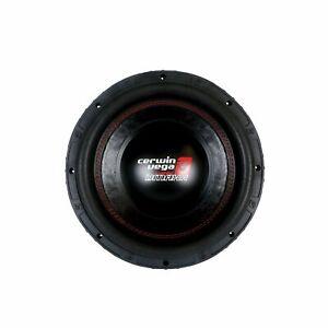 """Cerwin Vega 1,000 Watt 8"""" Dual 4 Ohm Car Subwoofer - VMAXX8D4"""
