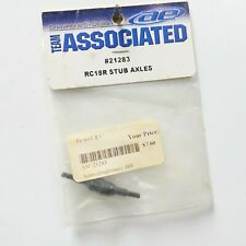 Associated 21283 Axles Dogbones 18R