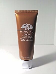 Origins GinZing Peel-Off Mask to Refine and Refresh 2.5 oz / 75 ml Full Size