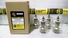 3-500ZG Penta Laboratories Direct Matched Quad (4) Tubes 1-Year Warranty