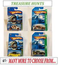 Hot Wheels Mattel Die Cast 1:64 Cars Multi Listing Treasure Hunt Choose hunts
