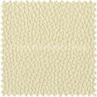 Recycled Eco Genuine Leather Hide Premium Car Seat Upholstery Grain Effect Beige