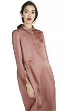 Hatch Maternity Women's THE CLARA SHIRTDRESS Blush Size 0 (XS/0-2) NEW