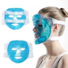 Gel Hot Ice Pack Cooling Face Mask Pain Headache Relief Chillow Relaxing Pillows