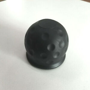 Tow Ball Cover Caps Towing Hitch Caravan Trailer Towball Protect 50mm Plastic