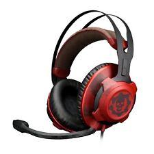 NEW Kingston Gaming Headset HyperX CloudX Revolver Gears of War HX-HSCRXGW-RD