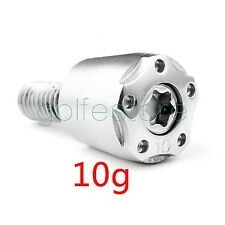 New 1pc 10g Golf Weight Screws For TaylorMade R7 R9 R11 R11S R1 Driver