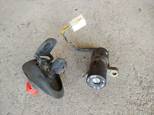 Ignition Switch & Locking Gas Cap * Lock Set * KTM * LC4 * 1999-2007