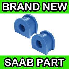 Saab 9000 (85-98) Rear Anti Roll Bar Bushes (19mm) (Pair x2) (Polyurethane)