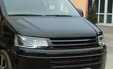 VW T5 Facelift ab 09 Frontgrill mit TÜV Kühlergrill Grill ohne Emblem Sportgrill