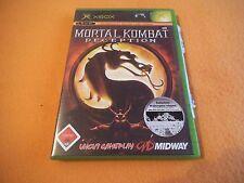 Mortal Kombat: Deception USK 18 Microsoft Xbox