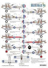 Blue Max Decals 1/48 EMPIRE BRISFITS Inter-War Bristol Fighters
