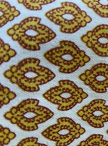 """April Cornell Table Runner 72"""" gold Yellow - Cream French Country provincial new"""