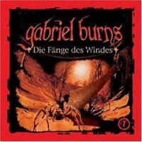 """GABRIEL BURNS """"TEIL 7 - DIE FÄNGE DES ..."""" CD NEW"""