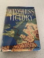 Wingless History Anthony Richardson Book History War 1954 Vintage