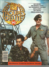 TROUPE D ELITE N° 90 ARMES DES BERETS VERT / 6e RPIMa AMIROUCHE / CANADIEN RHIN