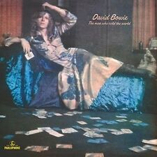 David Bowie Man Who The World Remastered 180 Gram Vinyl LP 2016