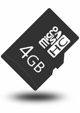 Unbranded 4GB Mobile Phone Memory Cards