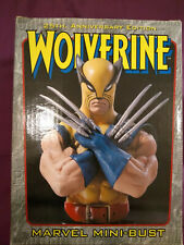 Randy Bowen Mini Bust Statue X-men Wolverine Classic 25th Anniversary 2608 7000