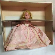 Nancy Ann Storybook Doll 189 Breezy Girl and Arch Worship for March Box/Pamphlet