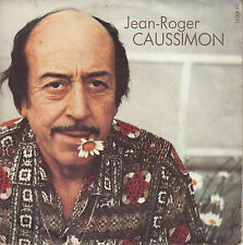 45TRS VINYL 7''/ FRENCH SP JEAN-ROGER CAUSSIMON / BAROUH SARAVAH