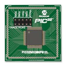 Microchip MA320011 PIC32MX250F128D USB/Graphics 44-pin to 100-pinPlug-In Module