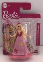 "Mattel 3"" Barbie Flower N Flutter Princess Figure Micro Collection Cake Topper"