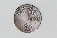 Netherlands / Utrecht - duit 1665 (#4)