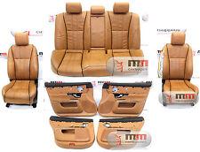Jaguar XJ X351 Lederaussstattung Sitze Ausstattung Leder Beige Innenausstattung